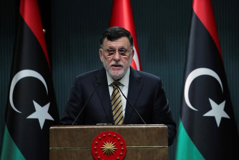 Tripoli and rival parliament announce Libya cease-fire
