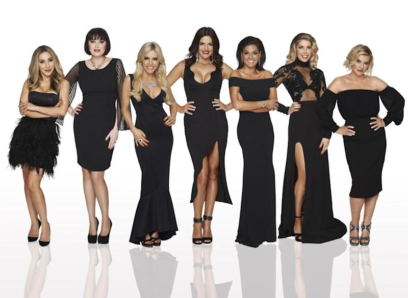 The Real Housewives of Sydney will return for season two. Source: Supplied
