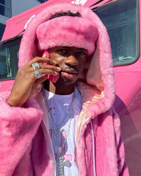 "<p>Nas was born to wear this all-pink fit. No one else could pull off this look besides Cam'ron himself.</p><p><a href=""https://www.instagram.com/p/B4S6b15l0w7/?utm_source=ig_embed"" rel=""nofollow noopener"" target=""_blank"" data-ylk=""slk:See the original post on Instagram"" class=""link rapid-noclick-resp"">See the original post on Instagram</a></p>"