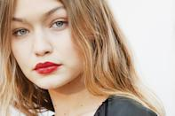 <p>Still only 21, Gigi (and her sister Bella) has already become one of the most successful models in the industry. A glittering career of being hired to sell even more lovely things awaits, and presumably a move into acting at some point.</p>