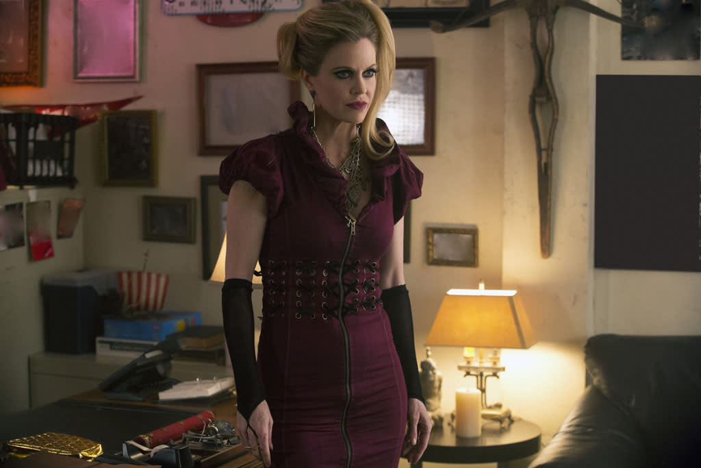 "Kristin Bauer van Straten in the ""True Blood"" episode, ""Sunset."""