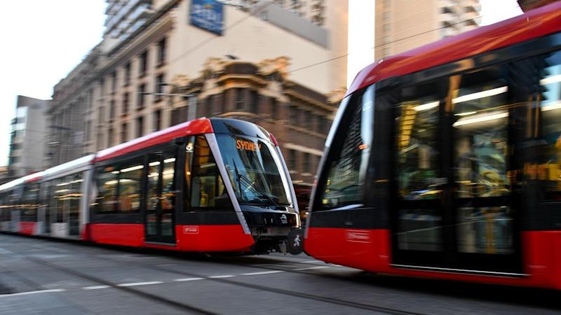 SYDNEY LIGHT RAIL STOCK