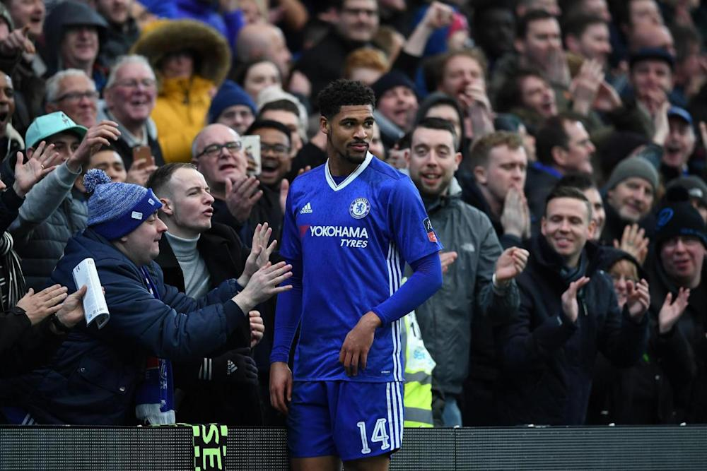Academy product: Ruben Loftus-Cheek (Getty Images)
