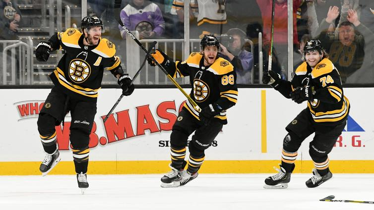What The Boston Bruins Have To Be Thankful For This Thanksgiving