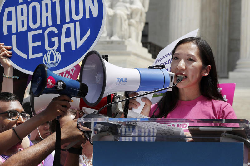 Ousted Planned Parenthood chief called abortion 'the fight of our time'