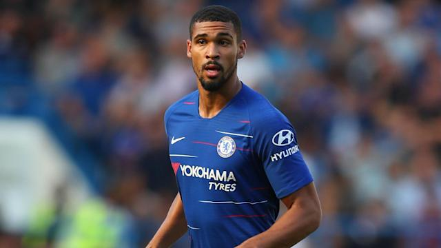 "Impressive on loan at Crystal Palace last season, Ruben Loftus-Cheek says there is plenty of time left in his ""raw"" Chelsea career."