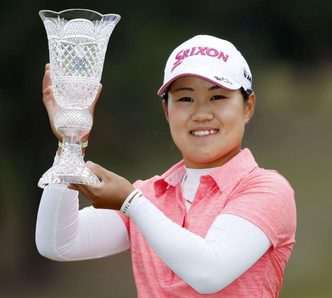 Lee Takes Three Stroke Lead at TOTO Japan Classic