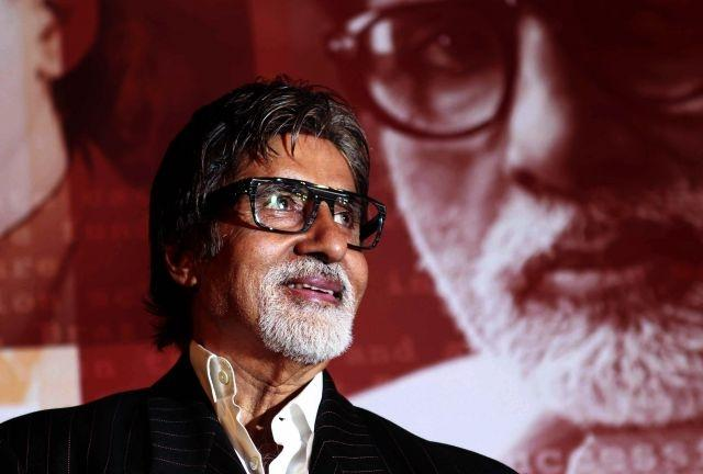 Bollywood megastar Amitabh Bachchan hospitalized with COVID-19