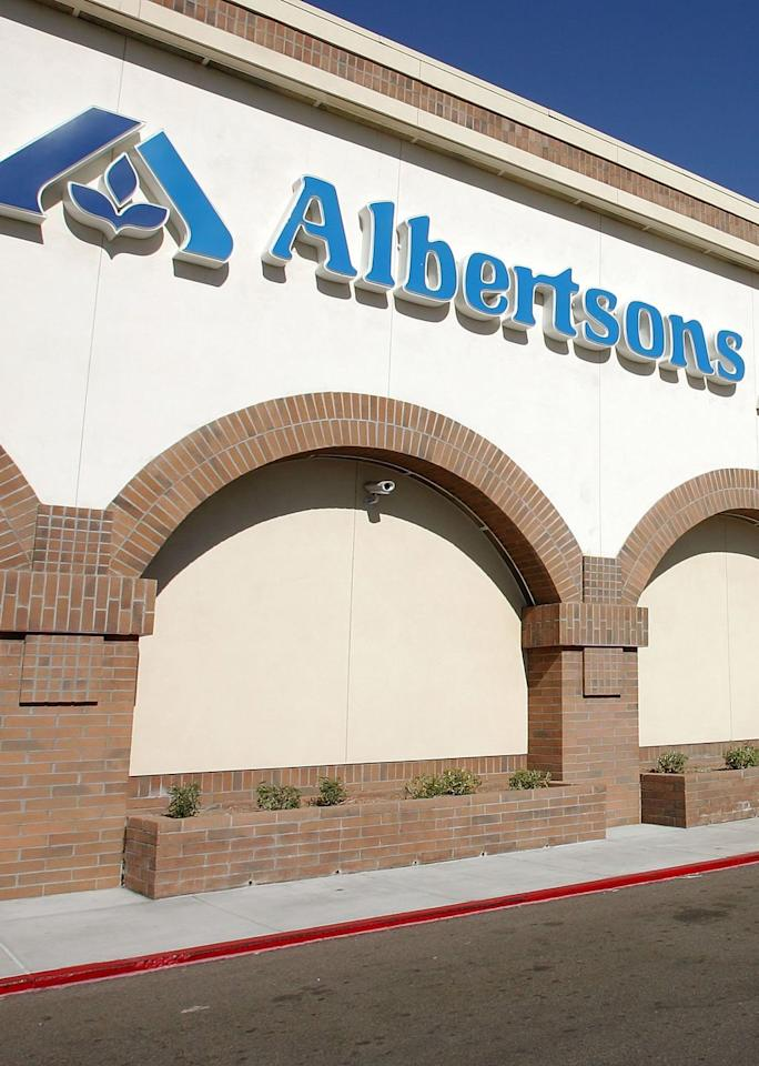 """<p>Albertsons is open from 8 a.m. to 4 p.m. on <a rel=""""nofollow"""" href=""""https://www.womansday.com/christmas/"""">Christmas Day</a>, so you don't have to worry about <a rel=""""nofollow"""" href=""""https://www.womansday.com/food-recipes/food-drinks/g2041/eggnog-desserts/"""">running out of eggnog</a>.</p>"""