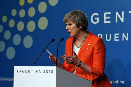 Theresa May: I will be PM to take Britain out of EU
