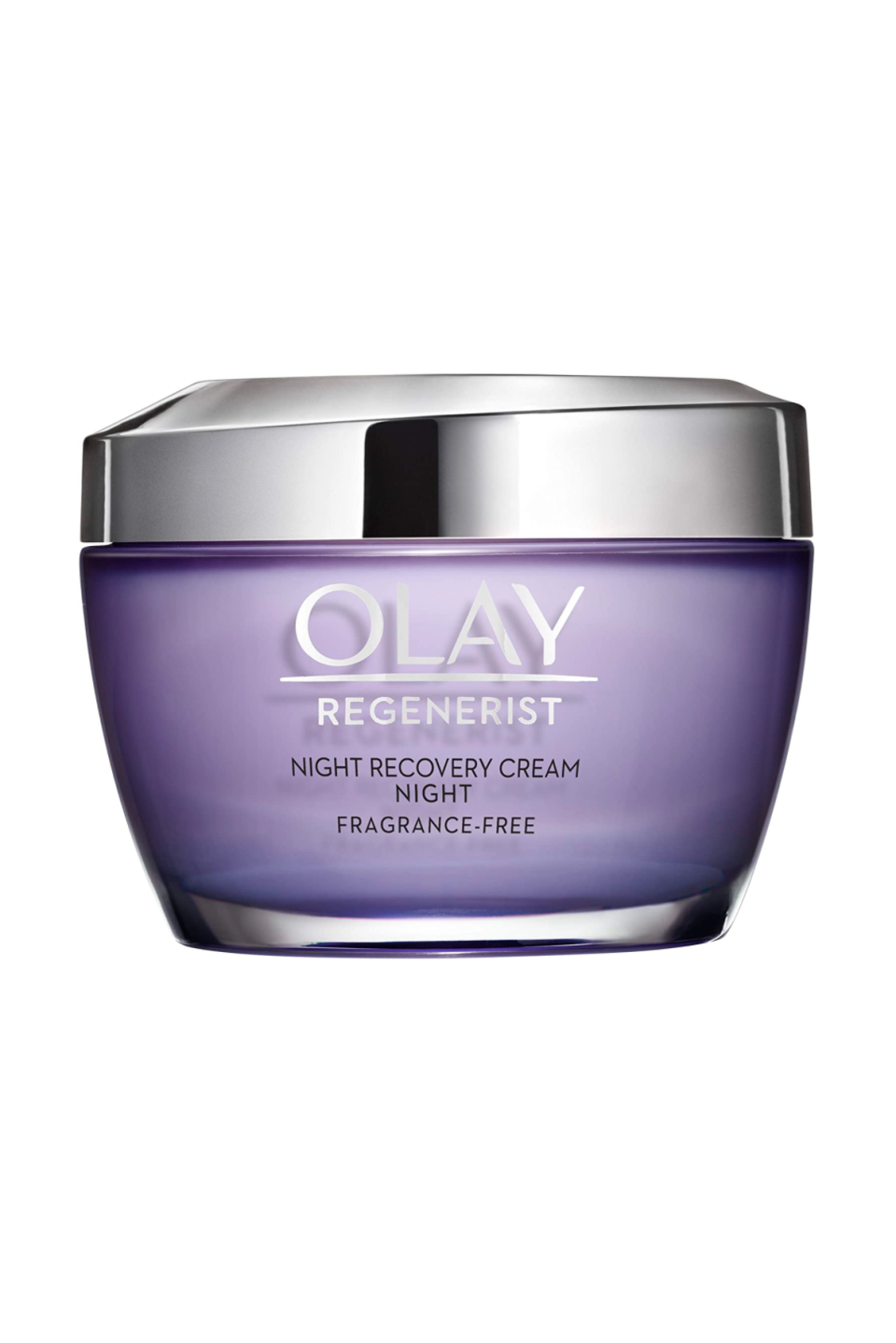 """<p><strong>Olay</strong></p><p>amazon.com</p><p><strong>$22.99</strong></p><p><a href=""""https://www.amazon.com/dp/B01M4R7CC5?tag=syn-yahoo-20&ascsubtag=%5Bartid%7C10058.g.33597196%5Bsrc%7Cyahoo-us"""" rel=""""nofollow noopener"""" target=""""_blank"""" data-ylk=""""slk:SHOP IT"""" class=""""link rapid-noclick-resp"""">SHOP IT</a></p><p>If you need to banish fine lines and dark spots on a budget, pick up this vitamin-infused night cream. </p>"""