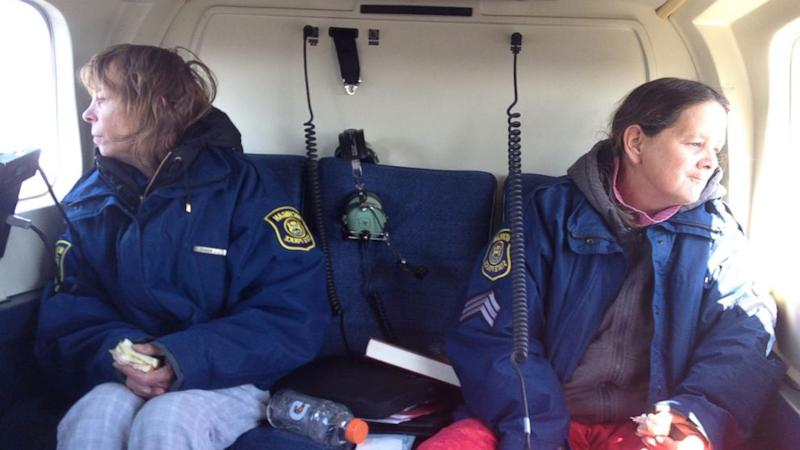 Women Stranded In Michigan Wilderness For Two Weeks Say They Could Hear Bears Scratching On Their Truck