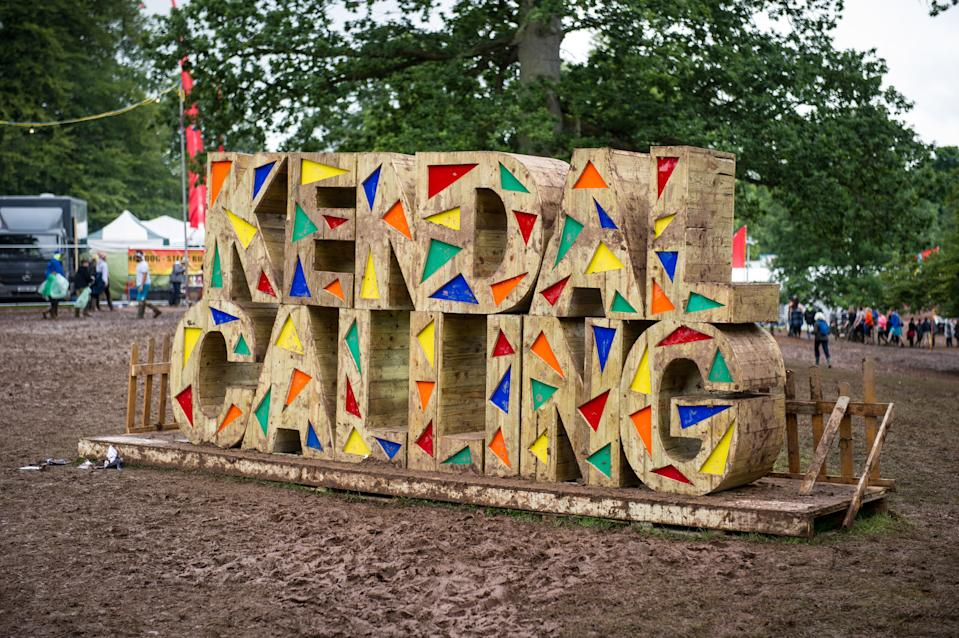 Kendal Calling will next take place in 2022. (PA)