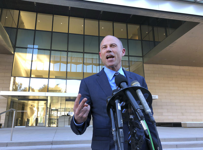 Michael Avenatti rules out 2020 bid