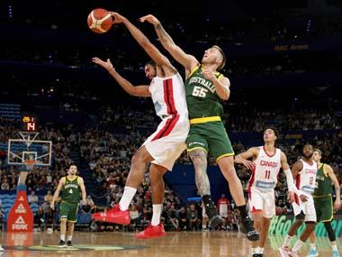 FIBA World Cup 2019: Australia come from behind to beat Canada 81-73 in pre-tournament exhibition match