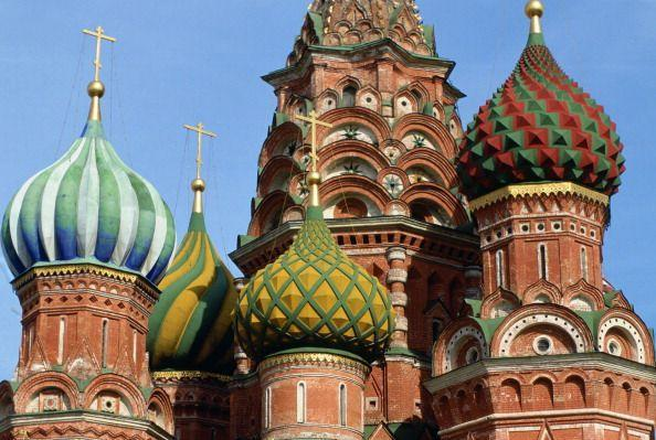 <p>Visiting Moscow was a favorite to many in 1994. </p>