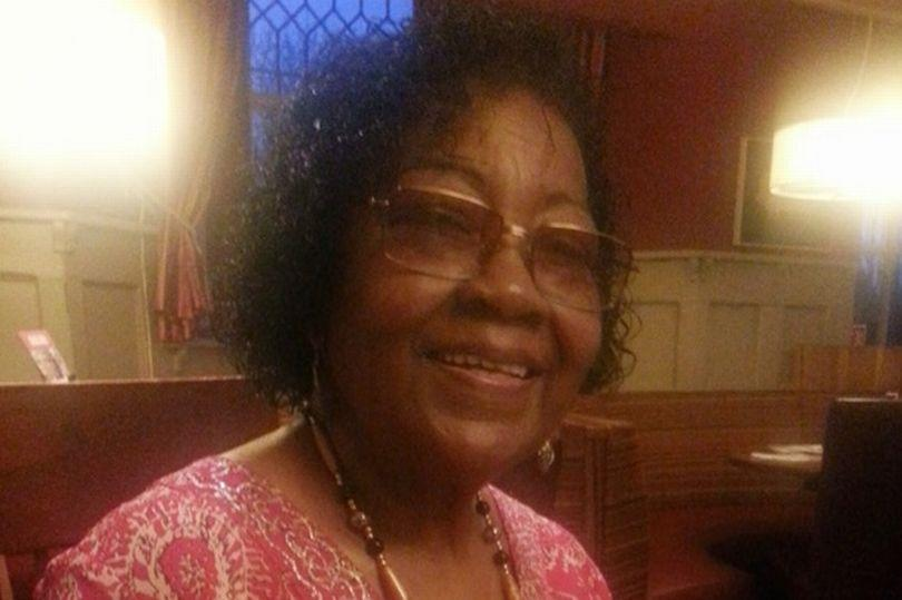 Lucille Downer, 85, was killed on Friday afternoon. (Police)