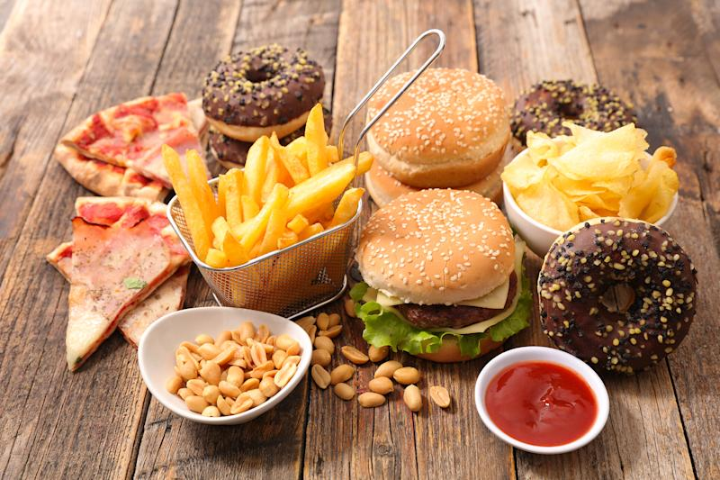 Should unhealthy food be labelled with how much exercise it takes to burn it off? [Photo: Getty]