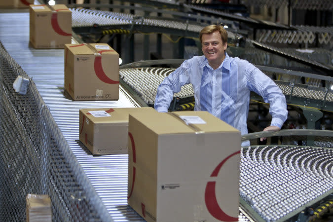 Overstock CEO responds to concern after selling off 900,000 founders shares