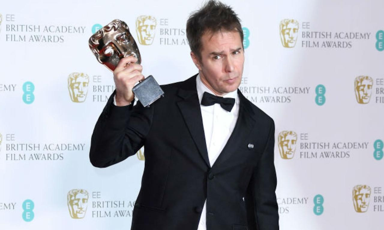 <p>Sam Rockwell wins for 'Three Billboards Outside Ebbing, Missouri' </p>