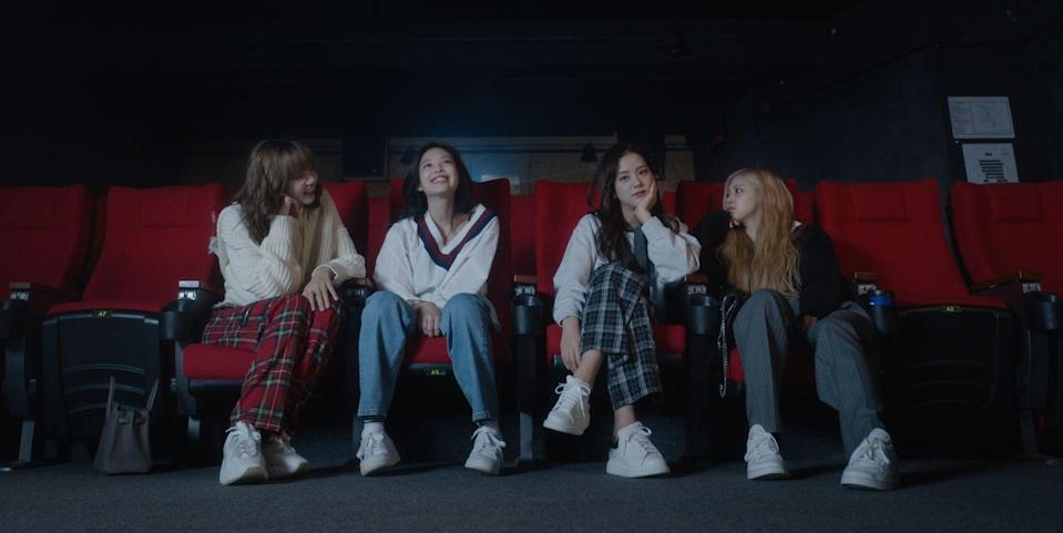 'Blackpink: Light Up the Sky' Director Caroline Suh on Documenting the Biggest Girl Group in the World
