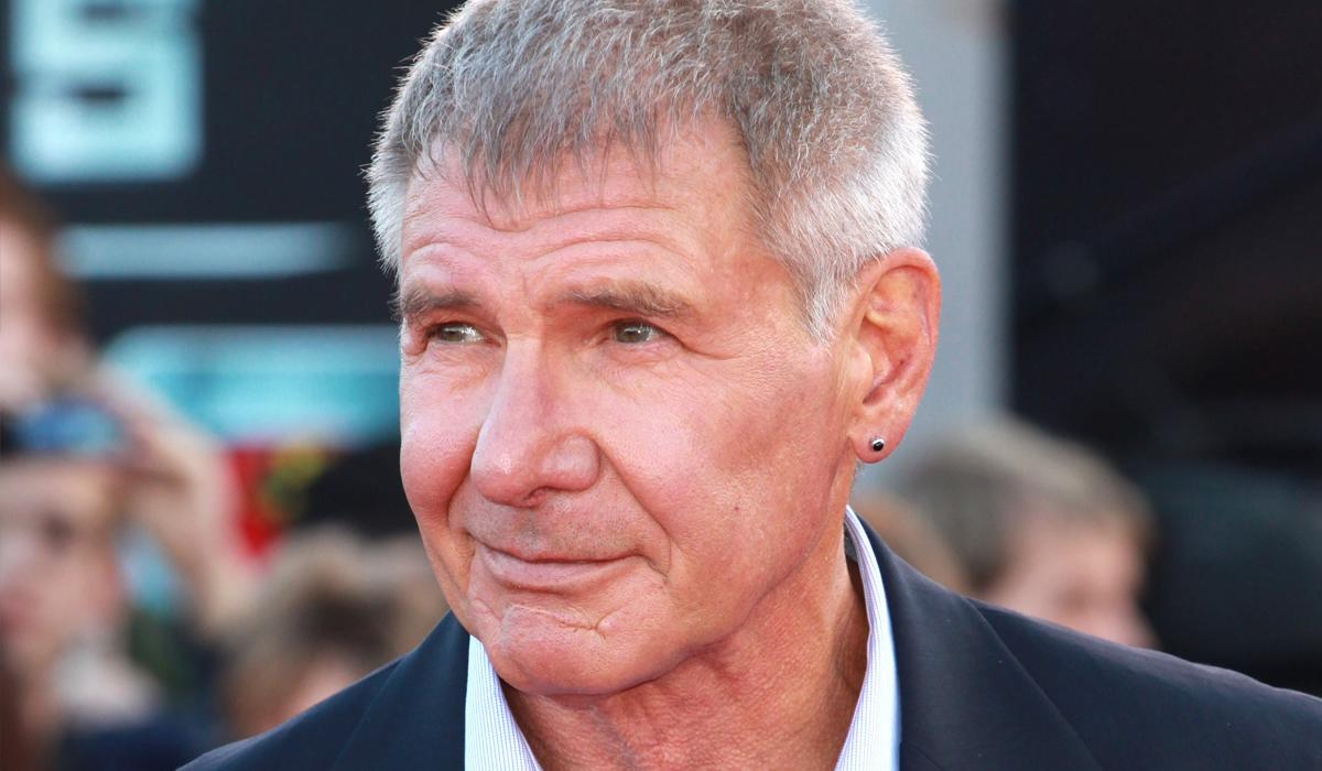 """<p>Remember when Harrison Ford got his ear pierced? If you're one of the many, many fans who thought it wasn't exactly 'cool', then the story is about to get a lot worse – he actually got it pierced at Clare's Accessories. After lunch with his pals Jimmy Buffett and Ed Bradley, Harrison realised they both had an earring… but he didn't.<br /><br />""""We all had the same phones and watches,"""" he recalled to People Magazine. """"But I realized I didn't have an earring like they did.""""<br /><br />Not one to be bested, he headed straight out to Clare's Accessories after lunch and got it pierced by boutique employee, Tavora Escossery. And afterwards, he signed a notepad for the young stylist: """"To Tavora. You made a hole in me. Harrison Ford.""""<br /><br />Photo Credit: WENN </p>"""