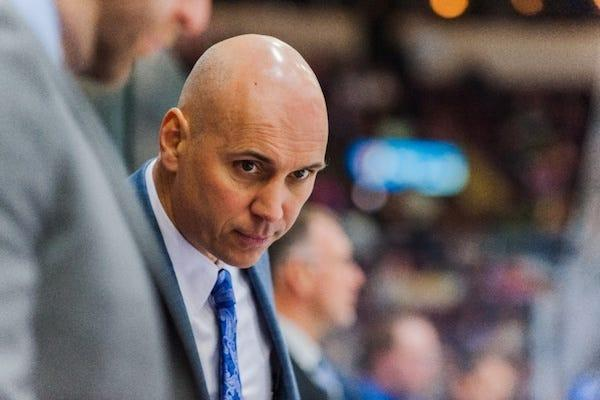 Sylvain Lefebvre has coached as an assistant with the San Diego Gulls the past three years.