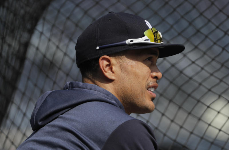 LEADING OFF Stanton returns to Yanks Machado appeals ban