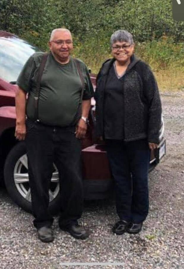Nisga'a elders Victor Clayton, 73, and his wife, Verna Clayton, 74, died of COVID-19 nine days apart in late January.