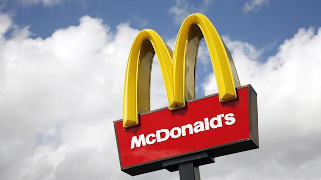McDonald's is leaving a sour taste in people's mouths that has nothing to do with food.