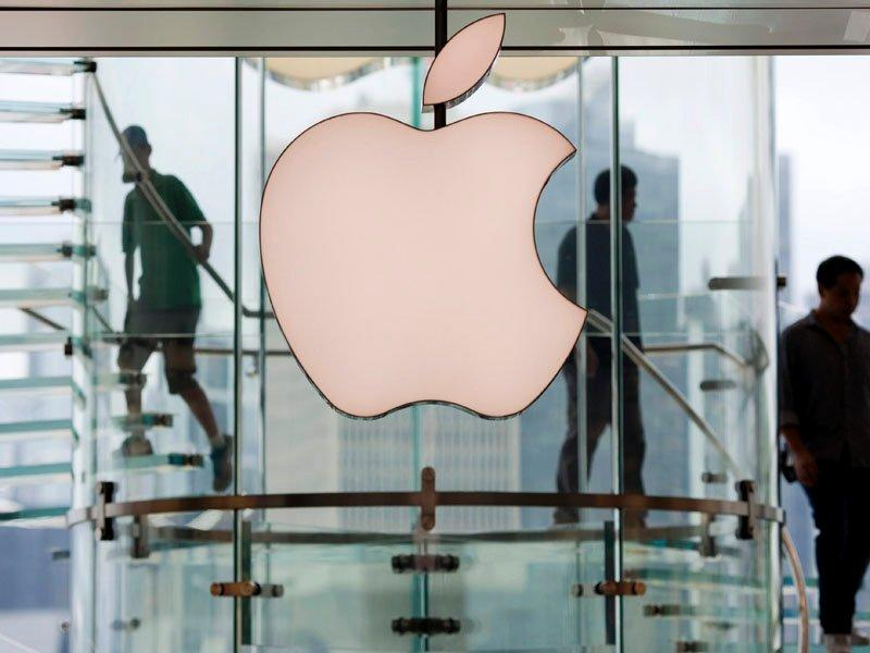 Apple sags in 3Q as iPhones cheaper