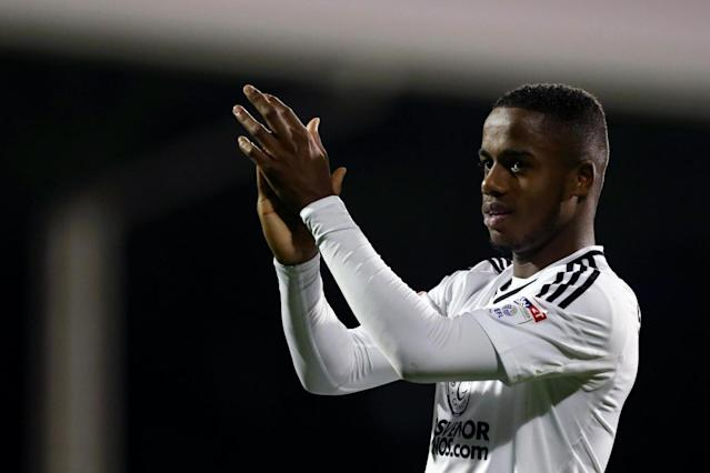 Fulham's Ryan Sessegnon named Championship Player of the Year as he wins five gongs at EFL Awards