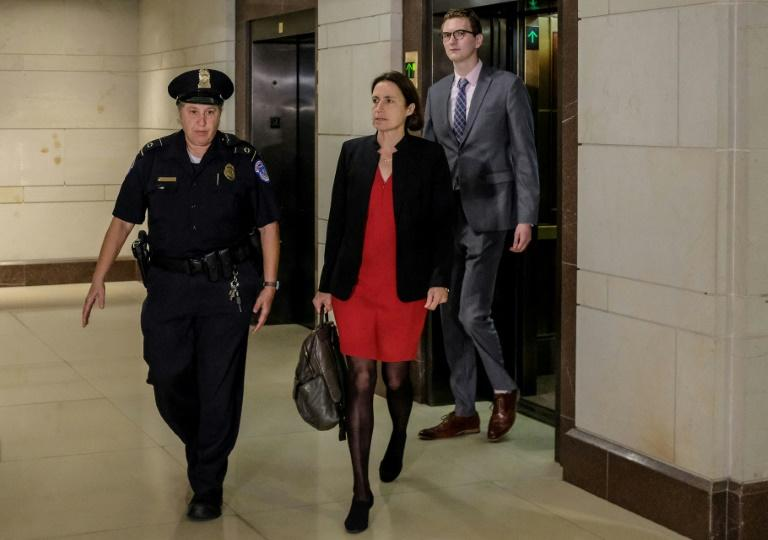 Fiona Hill, a former special assistant to US President Donald Trump on Russian affairs, is the latest figure to testify to Congress in the burgeoning impeachment investigation