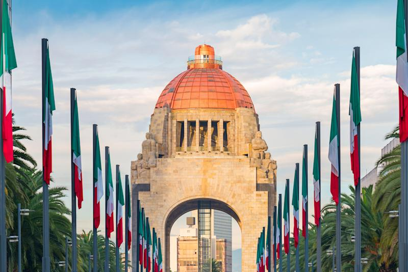 U.S. to Mexico from $144 Round-Trip