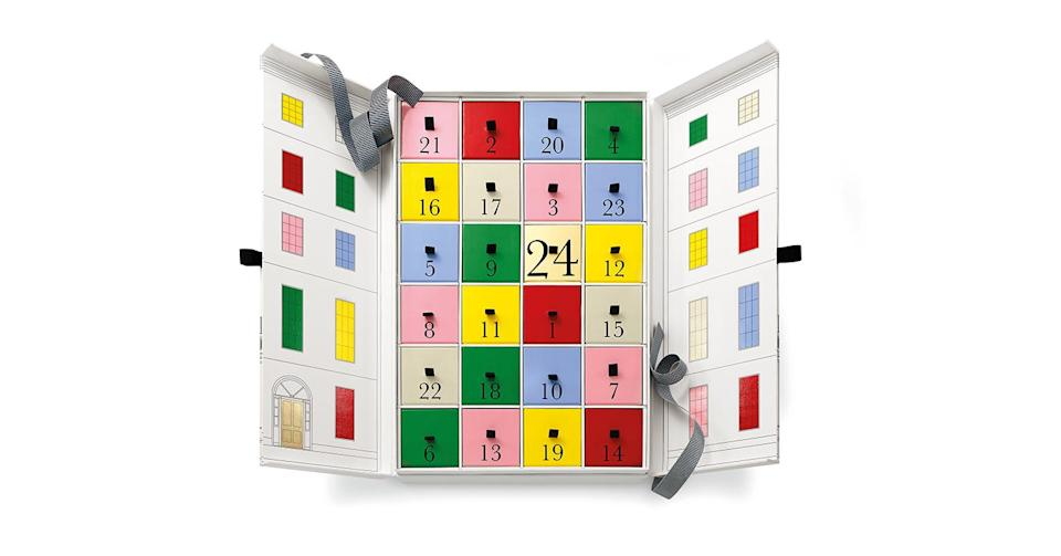 <p>Bold, bright and bursting with festive surprises, at £300 Jo Malone's 2017 advent calendar might cost a pretty penny but it will keep a smile plastered to your face all December long. <em>Available at Harrods during October 2017 and nationwide from November 2017. </em> </p>