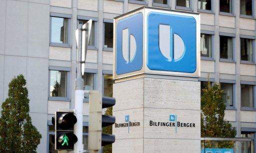 Bilfinger meets targets, says optimistic for 2013