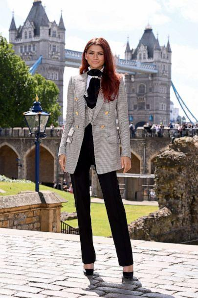 PHOTO: Zendaya attends the Spider-Man: Far From Home London photo call at the Tower of London, June 17, 2019, in London. (Jeff Spicer/Getty Images)
