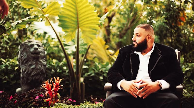 DJ Khaled Talks Snapchatting Son's Birth, How Muslim Faith Guides Him