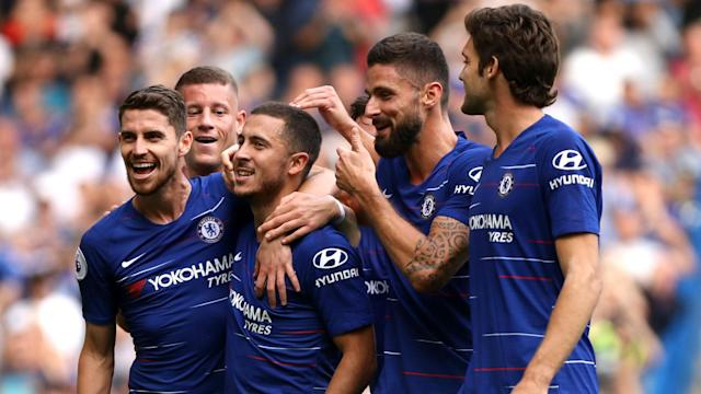 Chelsea's Belgian forward has been in stunning form this season, with those around him at Stamford Bridge happy to talk up his qualities