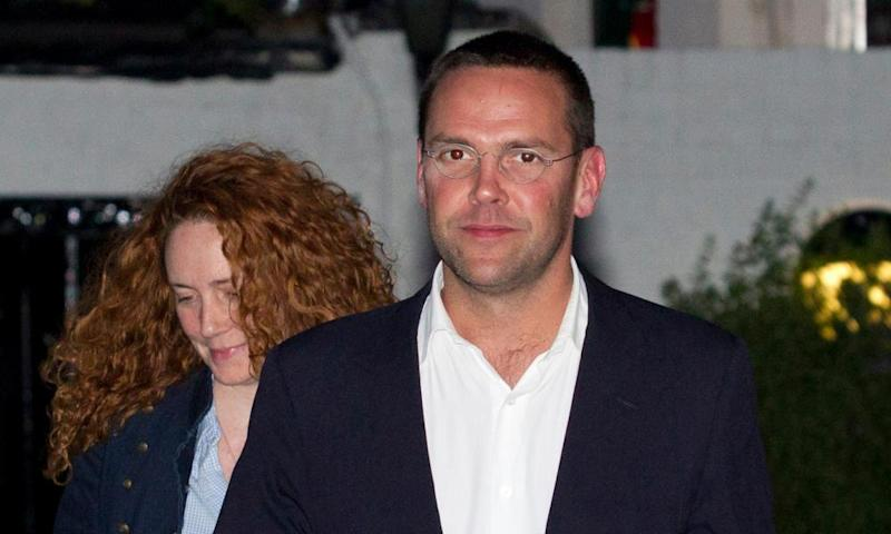 Lawyers have requested access to email accounts used by Rebekah Brooks and James Murdoch.