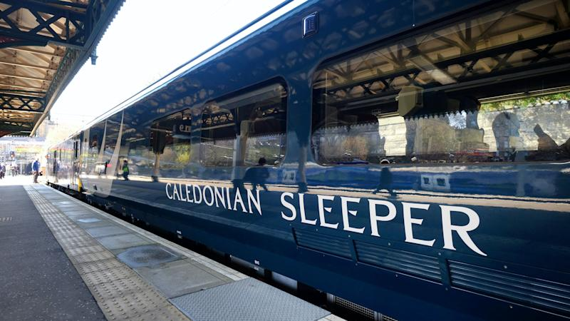 Caledonian Sleeper services axed due to further strike action