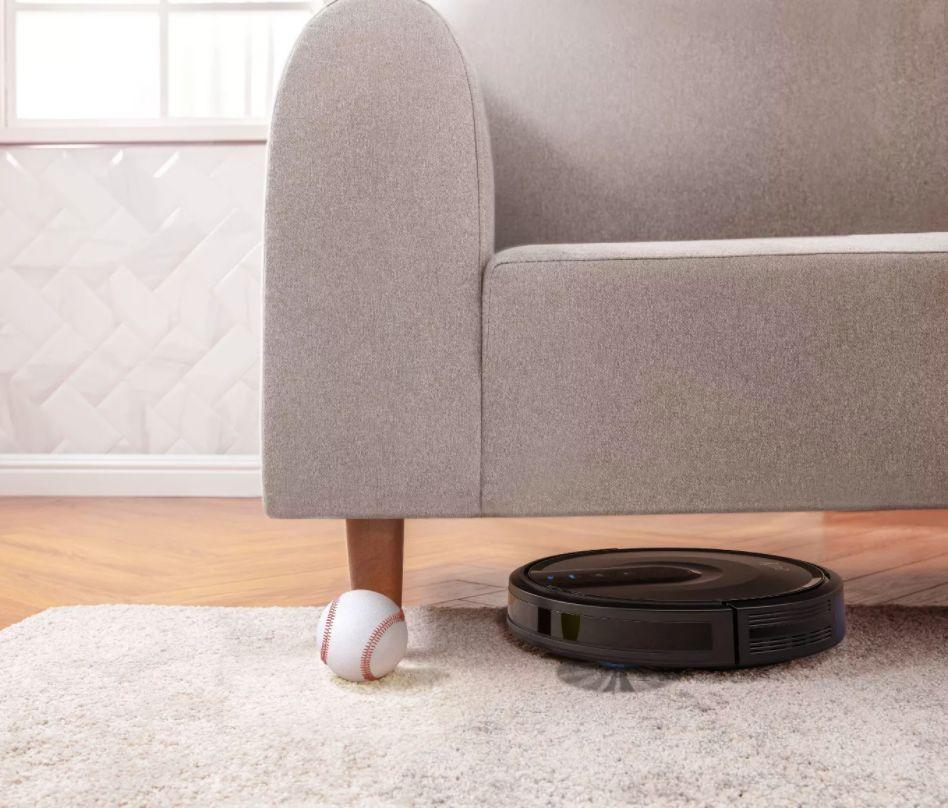 """Yeah, we're not fans of cleaning day, either.<br /><br />Luckily, you won't have to settle for a vacuum that just <i>sucks</i>. We've spotted plenty of <a href=""""https://goto.target.com/c/2055067/81938/2092?u=https%3A%2F%2Fwww.target.com%2Fc%2Fvacuum-floor-care-deals%2F-%2FN-bo9qm&subid1=5&subid2=primedaytargetdeals&subid3=primeday20"""" target=""""_blank"""" rel=""""noopener noreferrer"""">Target deals on vacuums</a> now, including on this <a href=""""https://goto.target.com/c/2055067/81938/2092?u=https%3A%2F%2Fwww.target.com%2Fp%2Fanker-eufy-robovac-35c%2F-%2FA-77471405%23lnk%3Dsametab&subid1=5&subid2=primedaytargetdeals&subid3=primeday20"""" target=""""_blank"""" rel=""""noopener noreferrer"""">robot vacuum</a> that's $80 off and <a href=""""https://goto.target.com/c/2055067/81938/2092?u=https%3A%2F%2Fwww.target.com%2Fp%2Fbissell-turboclean-powerbrush-pet-carpet-cleaner-2085%2F-%2FA-16689878%23lnk%3Dsametab&subid1=5&subid2=primedaytargetdeals&subid3=primeday20"""" target=""""_blank"""" rel=""""noopener noreferrer"""">Bissell</a> with almost 2,000 reviews that's under $100.<br /><br /><a href=""""https://goto.target.com/c/2055067/81938/2092?u=https%3A%2F%2Fwww.target.com%2Fc%2Fvacuum-floor-care-deals%2F-%2FN-bo9qm&subid1=5&subid2=primedaytargetdeals&subid3=primeday20"""" target=""""_blank"""" rel=""""noopener noreferrer"""">Check out the vacuums on sale at Target</a>."""