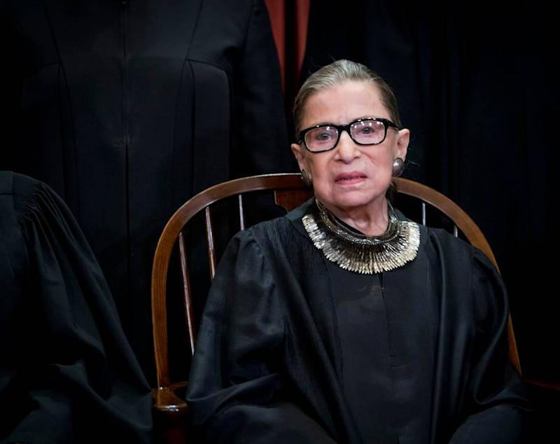 Letters: Appearing in front of Ginsburg, a career highlight