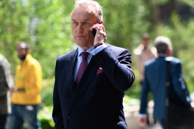 <p>Anthony Head plays the father of Adam Price.</p><p><strong>What has Anthony Head starred in before?</strong></p><p>Of course you'll remember Anthony from his starring role as Giles in Buffy The Vampire Slayer. Aside from Buffy, he's got a long list of acting credits, including The Prime Minister in Little Britain and Uther Pendragon in Merlin.</p>