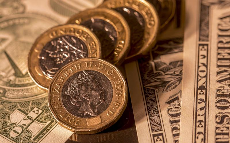 Sterling held its strong gains - Bloomberg