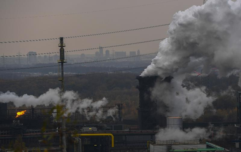 Coal still accounts for a considerable amount of power generation in several EU countries, including Germany and Poland (AFP Photo/Patrik STOLLARZ)