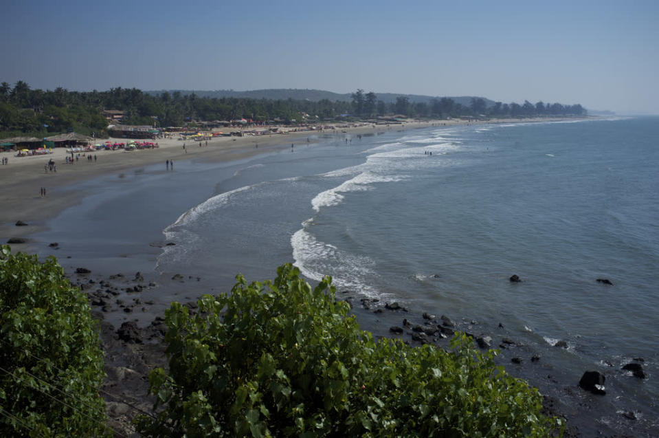 """<p>Arambol is just south of Keri and thanks to the lack of proximity to Panaji and the commercial beaches of Goa it has remained relatively off the radar. Favoured by foreign tourists, Arambol beach is broadly divided into two parts—the one at Harmal being more popular thanks to the cliffs that hug it. No major hotel chains have arrived at Arambol yet, making it the perfect getaway you've been looking for.<br>Photograph: <a href=""""https://www.flickr.com/photos/infanticida/6851040973/sizes/l"""" rel=""""nofollow noopener"""" target=""""_blank"""" data-ylk=""""slk:Aleksandr Zykov/Flickr (Under Creative Commons License)"""" class=""""link rapid-noclick-resp"""">Aleksandr Zykov/Flickr (Under Creative Commons License)</a></p>"""