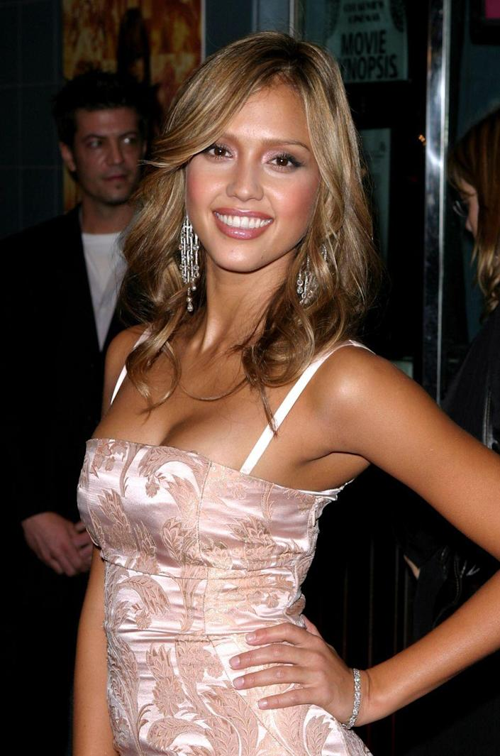 <p>Jessica Alba began her career with supporting roles in movies like <em>Never Been Kissed </em>and then landed her own show, <em>Dark Angel</em><em>. </em>But in 2005, the actress's fame reached new heights when she appeared in <em>Fantastic Four</em>. </p>