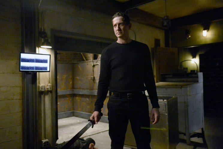 Sasha Roiz as Sean Renard (Photo by: Allyson Riggs/NBC)
