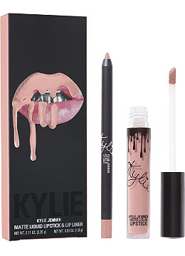 Shop Now: Kylie Cosmetics Koko K Matte Lip Kit, $29, available at Ulta.